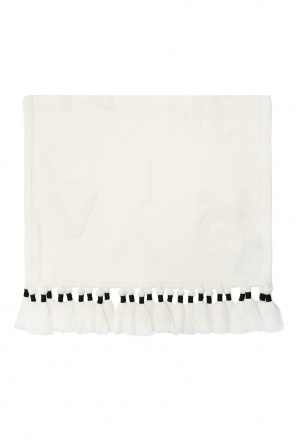 Fringed scarf od Givenchy