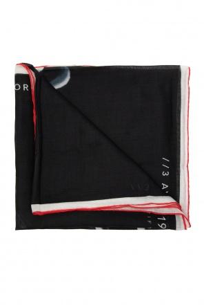 图案饰围巾 od Givenchy
