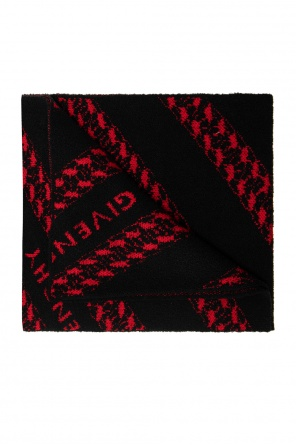 Patterned scarf od Givenchy