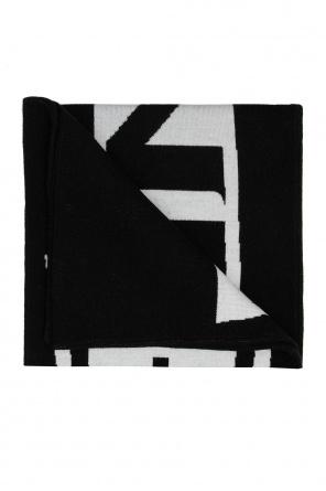 Logo羊毛围巾 od Givenchy