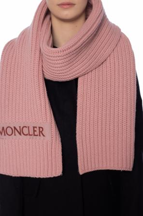 Woven scarf od Moncler