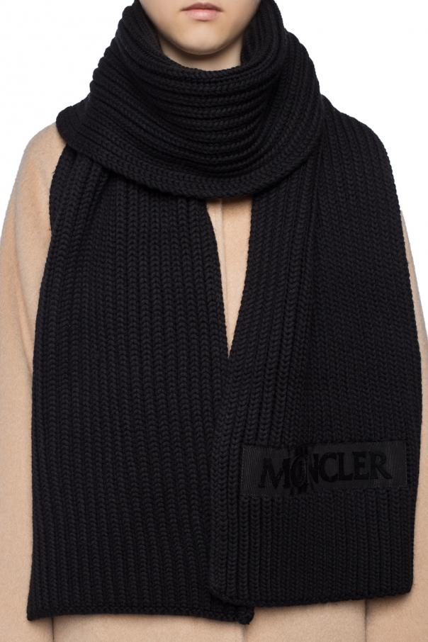 Braided scarf od Moncler