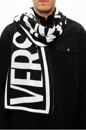 Logo scarf od Versace Jeans Couture