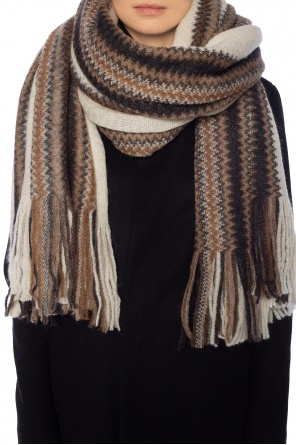 Embroidered scarf od Isabel Marant