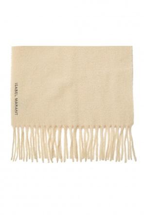 Fringed scarf od Isabel Marant