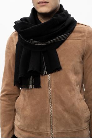 Cashmere scarf od Isabel Marant