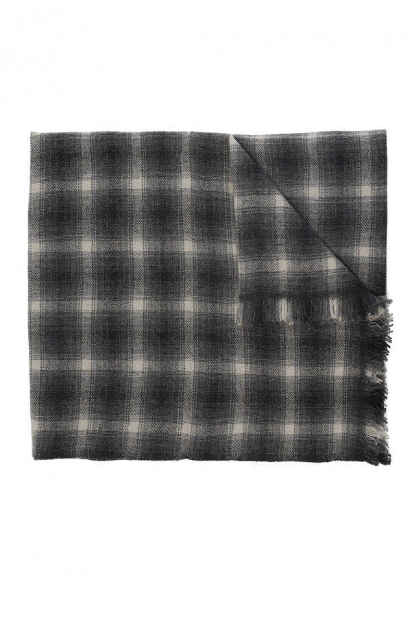 Isabel Marant Checked scarf