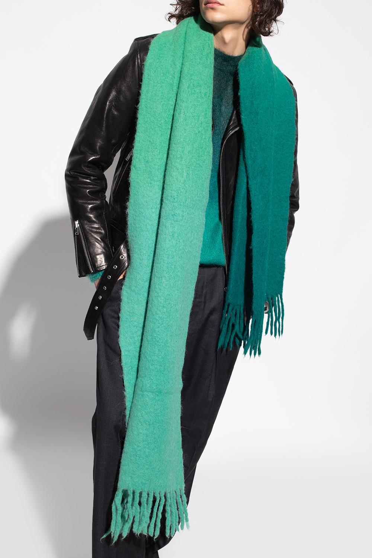 Isabel Marant Alpaca scarf