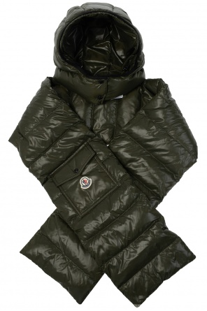 Hooded down scarf od Moncler