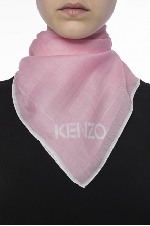 Embroidered tiger shawl od Kenzo
