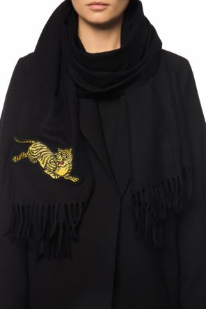 Patched scarf od Kenzo