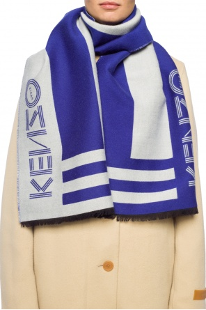 Embroidered scarf od Kenzo