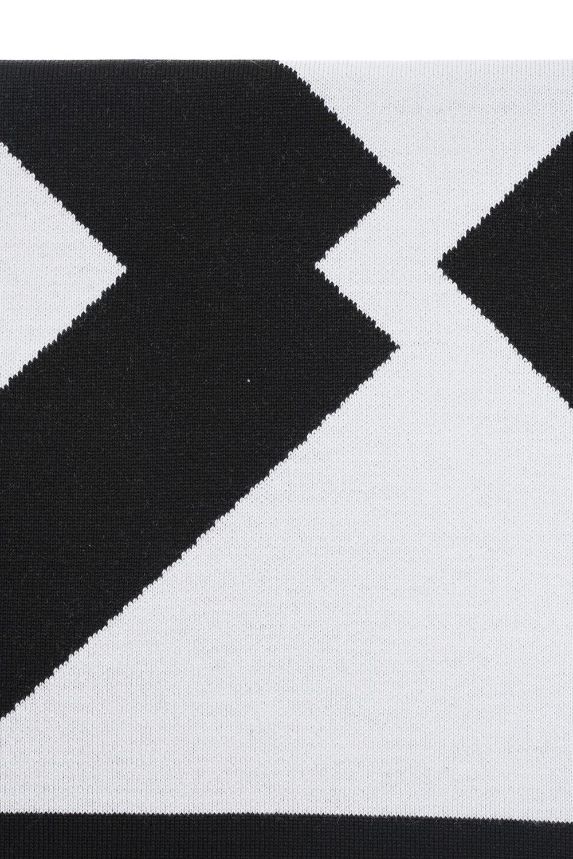 Kenzo Szal z logo