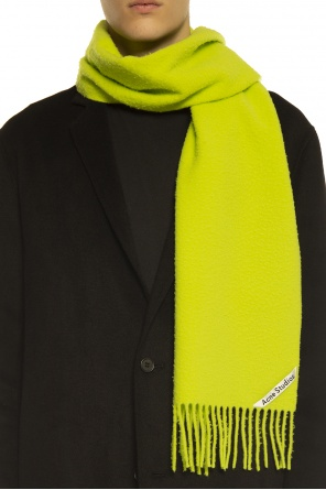 Fringed scarf od Acne