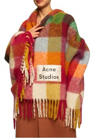 Logo scarf od Acne