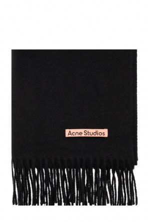Scarf with logo od Acne Studios
