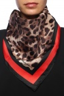 Patterned shawl od Dolce & Gabbana