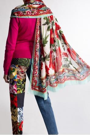 Patterned scarf od Dolce & Gabbana