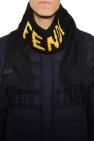 Fendi Logo scarf