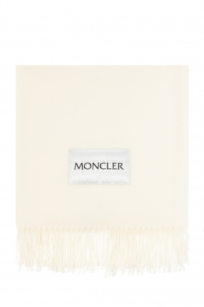 Scarf with logo od Moncler
