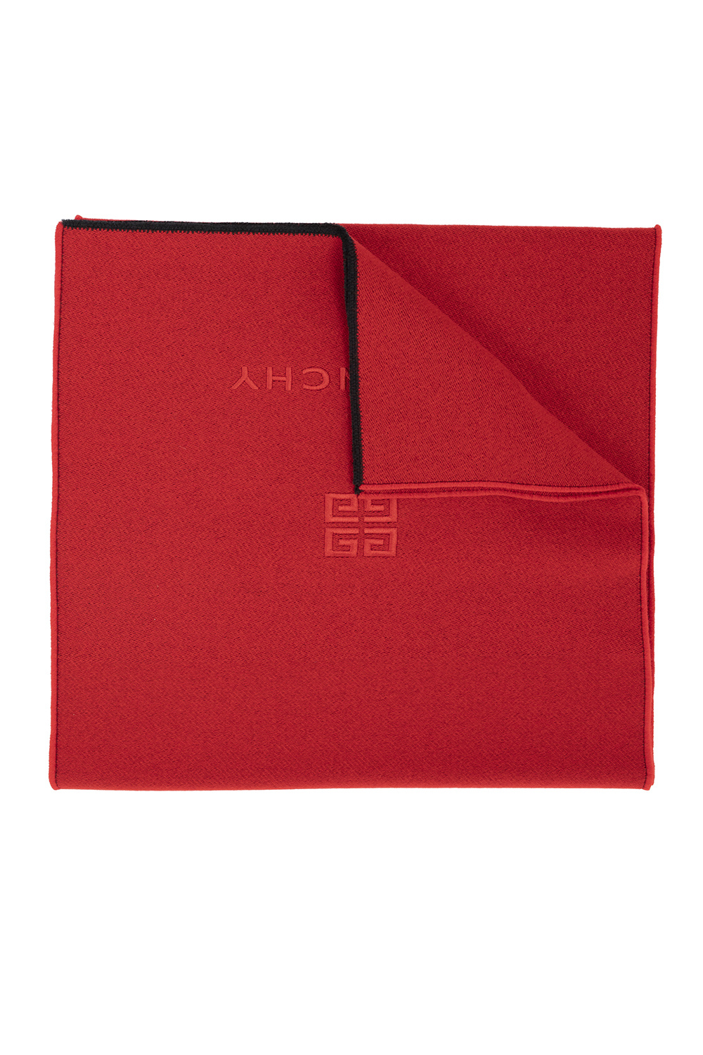 Givenchy Scarf with logo