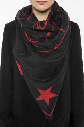 Patterned shawl od Givenchy