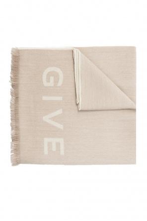 Scarf with logo od Givenchy