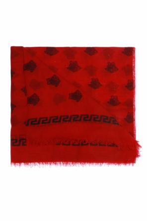 Patterned scarf od Versace