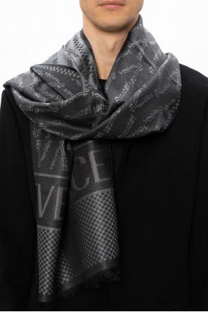 Logo scarf od Versace