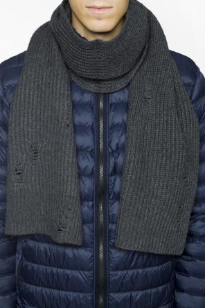 Scarf with holes od Diesel