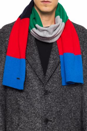 Striped scarf od Dsquared2
