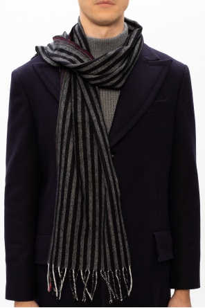 Wool scarf od Paul Smith