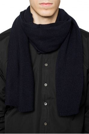 Logo-patched scarf od Billionaire