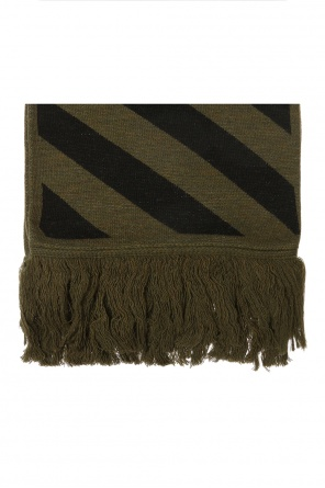 Branded scarf od Off White
