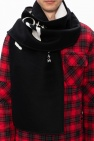 Off-White Wool scarf