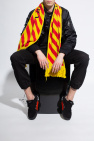 Off-White Reversible scarf with logo