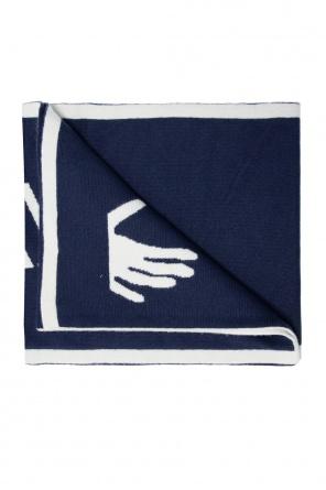 Logo scarf od Off-White