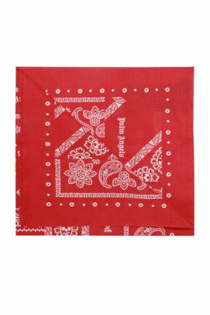 Patterned scarf od Palm Angels