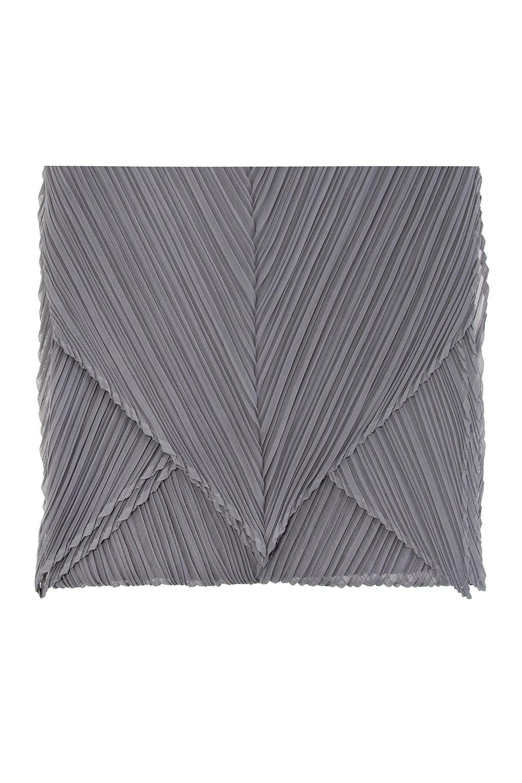 Issey Miyake Pleats Please Pleated scarf