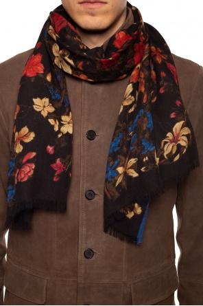 Floral motif scarf od Etro