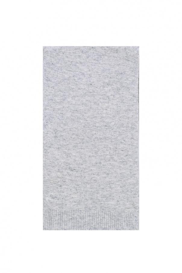 Logo-printed scarf od Diesel