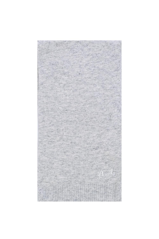 Diesel Kids Logo-printed scarf
