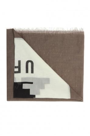 Fringed scarf od Rick Owens