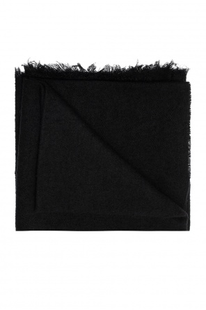 Scarf with stitching details od Rick Owens