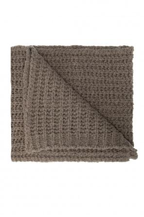 Rib-knit scarf od Rick Owens