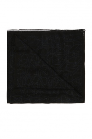 Patterned scarf od Lanvin