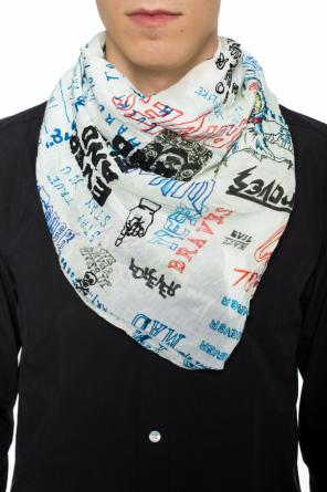 Patterned shawl od Diesel