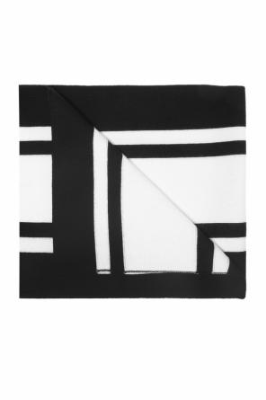Embroidered scarf od Maison Margiela