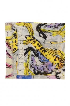 Logo shawl od Stella McCartney