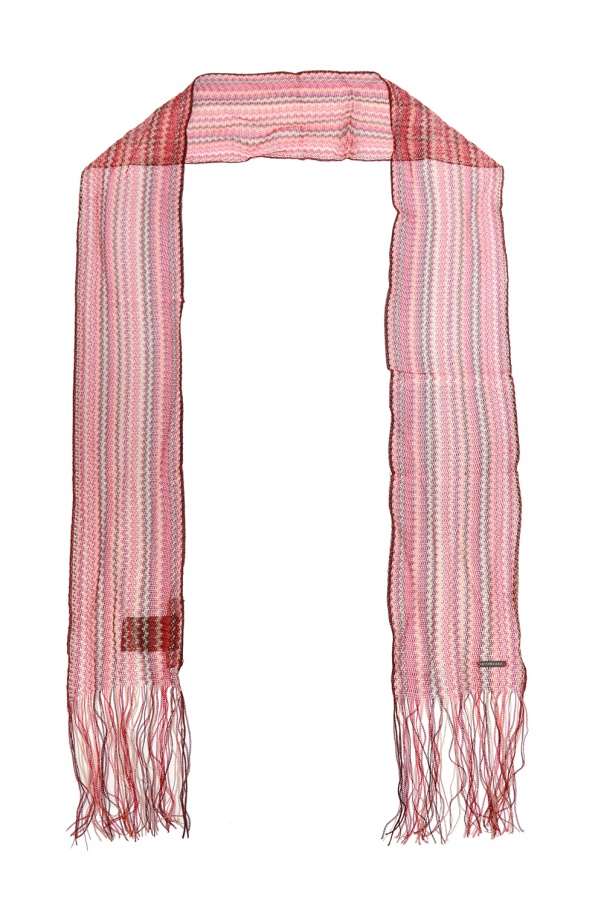 Dsquared2 Fringed scarf
